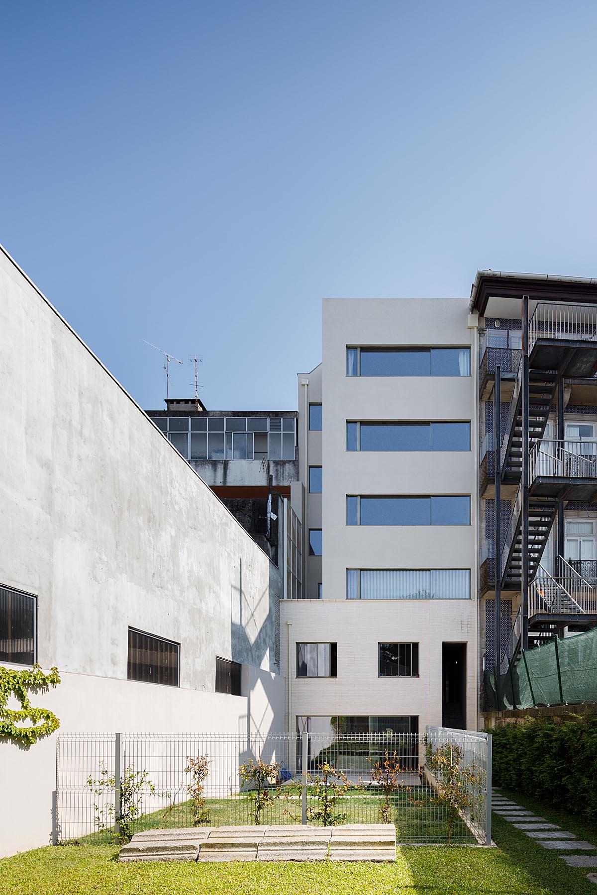 Edificio Miguel Bombarda II no Porto, da Arquitecta Paula Santos